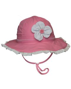 UV Flower hat