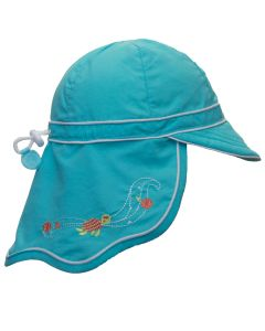 UV Quick Dry Hat with Neck Protection