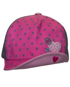 Girls Flexi Visor Ball Hat PC