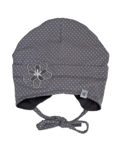 Girls Cotton Interlock Mid Season Hat