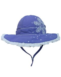 Girls UV 50+ Adjustable Hat