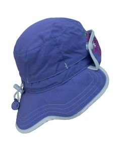 Girls UV 50+ Visor Hat