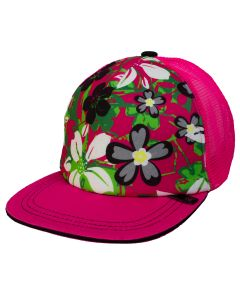 Girls Vented Mesh Ball Hat