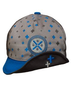 Boys Flexi Visor Ball Hat