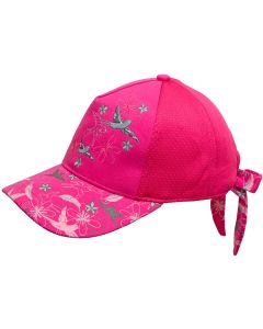 Girls Trucker Ball Hat