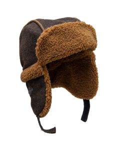 Boys Wool Blend Aviator Hat